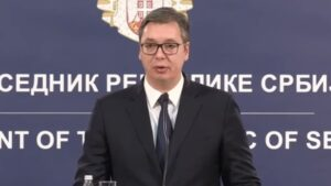 ZAKAZANI NOVI PROTESTI ISPRED VLADE: Vučić sa duplim porezima tera 100.000 frilansera iz zemlje!