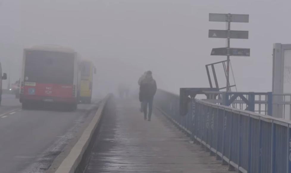 VUČIĆEVA MAŠINERIJA: Dobio otkaz, jer je upozorio građane da je vazduh zagađen!